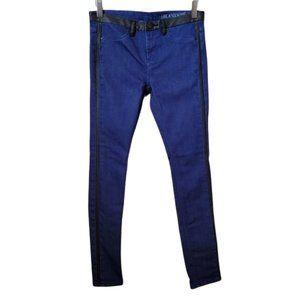 Blank NYC Tuxedo Skinny Denim Jeans Jeggings
